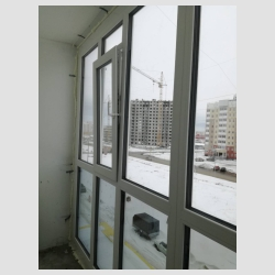Фото окон от компании ТОП-окна Нижневартовск